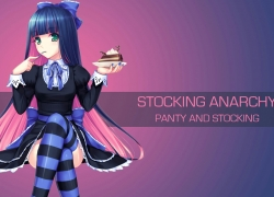 Panty & Stocking with Garterbelt, Panty And Stocking With Gaterbelt