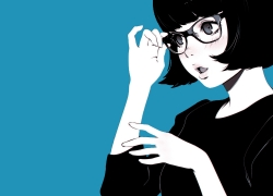 Wallpaper, Ilya Kuvshinov