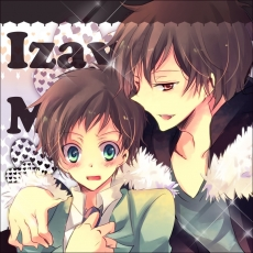 Izaya Orihara, Ryuugamine Mikado, Durarara!!, Aqua Eyes, Black Hair, Blue Eyes, Blush, Brown Eyes, Brown Hair, Duo, Male, Short Hair, Two Males