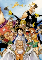 Oda Eiichirou, Scar, Scan, Female, Elderly, One Piece, Roronoa Zoro, Calendar, Brook, Silvers Rayleigh, Usopp, Black Hair, Calendar 2013, Official Art, Franky, Nico Robin, Monkey D. Luffy, Sanji, Nami, Tony Tony Chopper, Blue Hair, Blonde Hair, Long Hair, Male, Short Hair, Skeleton, Peek-a-Boo Bang
