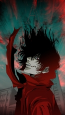 Alucard, Hellsing, Red Eyes