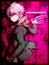 Danganronpa The Animation, Makoto Naegi