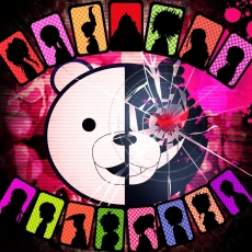 Danganronpa The Animation, Monokuma
