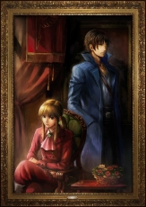 Umineko no Naku Koro ni, Ushiromiya Lion, Willard H. Wright