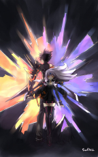 Elsword, Raven, Eve, Reckless Fist, Code: Nemesis