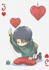 Shingeki no Kyojin, Attack on Titan, Levi Ackerman, Cute, Love