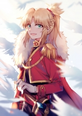 Fate/apocrypha, Mordred