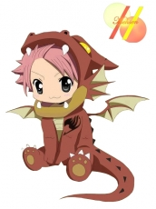 Natsu Dragneel, Fairy Tail